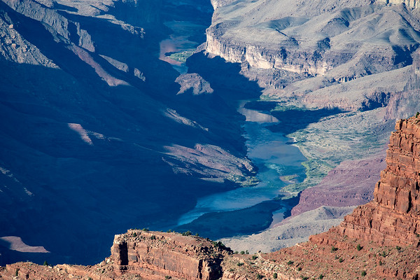Colorad River, Grand Canyon