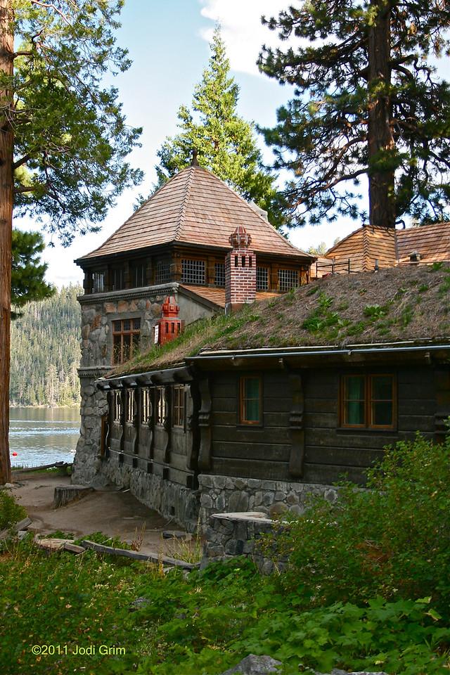 Vikingsholm Castle, Emerald Bay, South Lake Tahoe