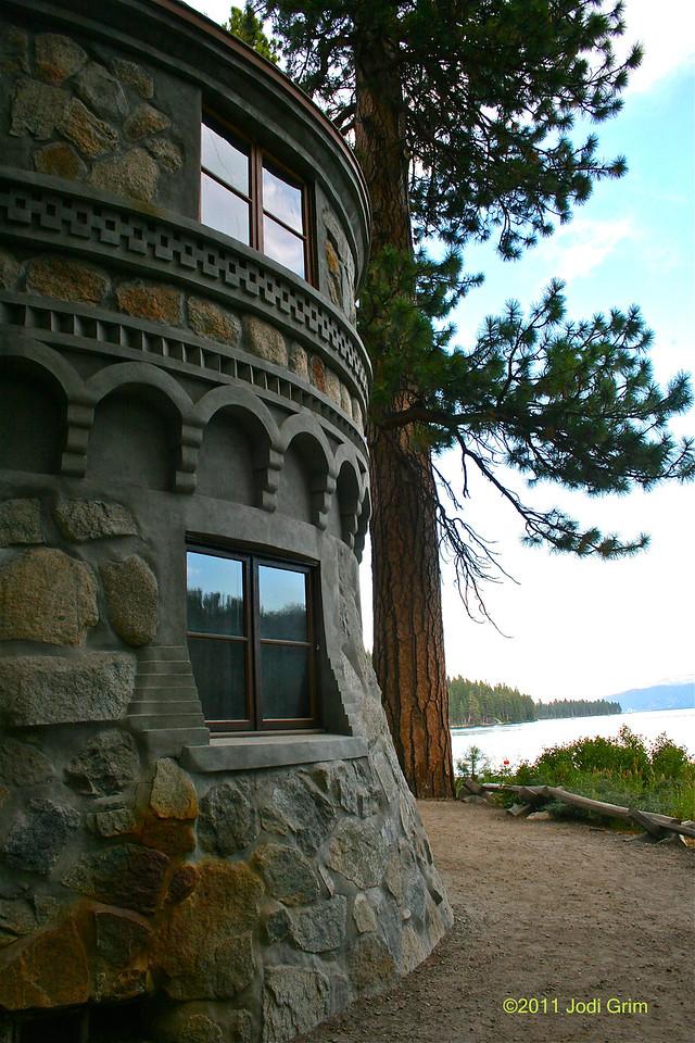 Vikingsholm, Emerald Bay, South Lake Tahoe, California
