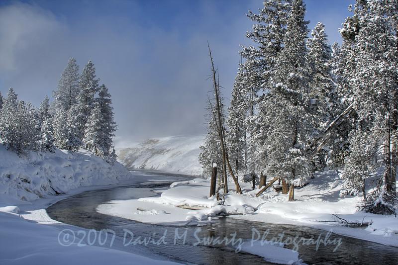 Yellowstone National Park; Wyoming