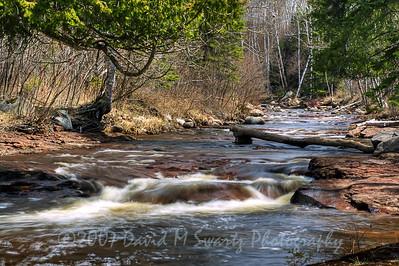 Temperance River; Tofte; MN
