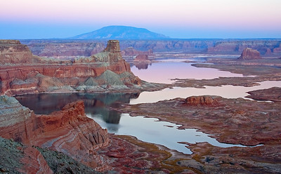 Lake Powell; Arizona