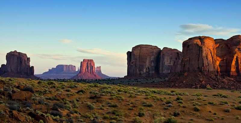 Monument; Valley; Utah