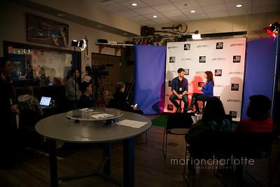Wild Scenic 2016 Media Lounge, KVMR-13