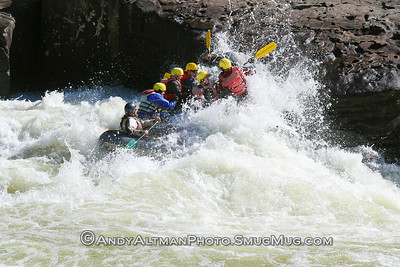 Pillow Rock - Gauley River #4