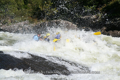 Pillow Rock - Gauley River #7