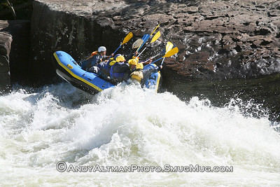 Pillow Rock - Gauley River #6