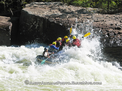 Pillow Rock - Gauley River #5