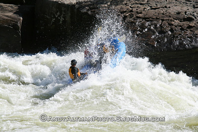 Pillow Rock - Gauley River #3