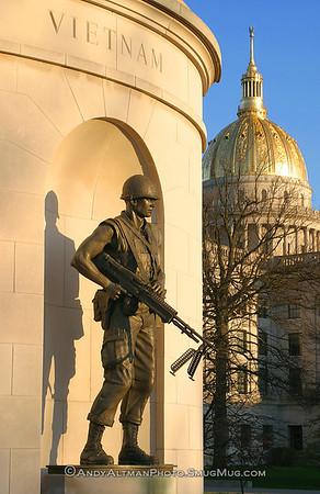 WV Veteran's Memorial