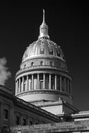 WV Capitol - New Dome
