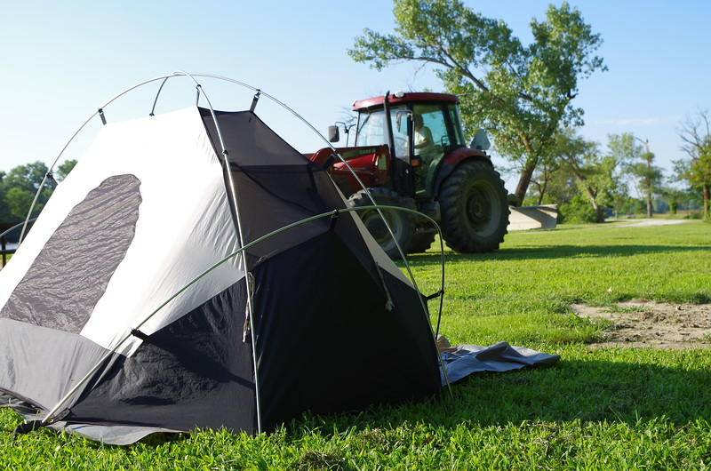 Camping in MO