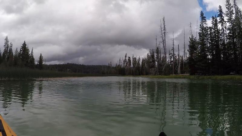 Cascade Lake, OR