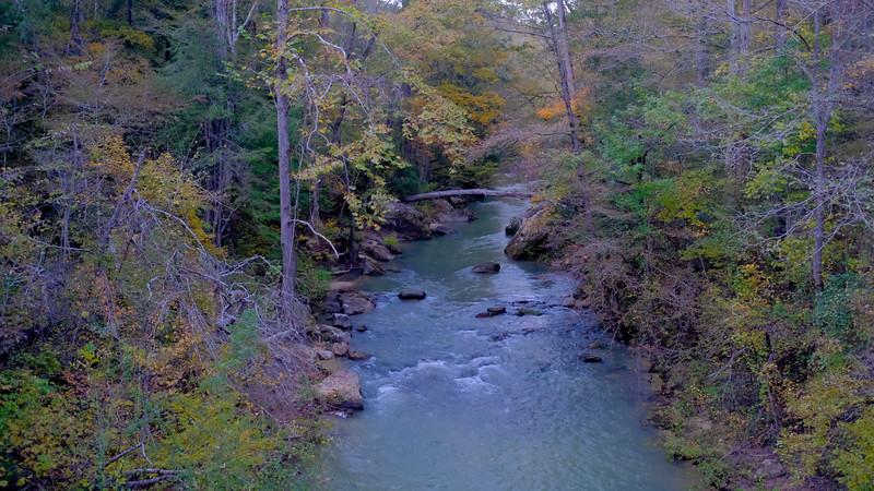 Bridge over Borden Creek