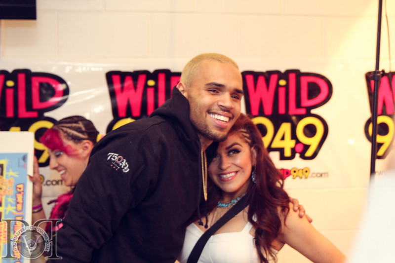 Wild Jam 2013 Nessa, Chris Brown, John Hart, Trey Songs Wild 949 474.jpg