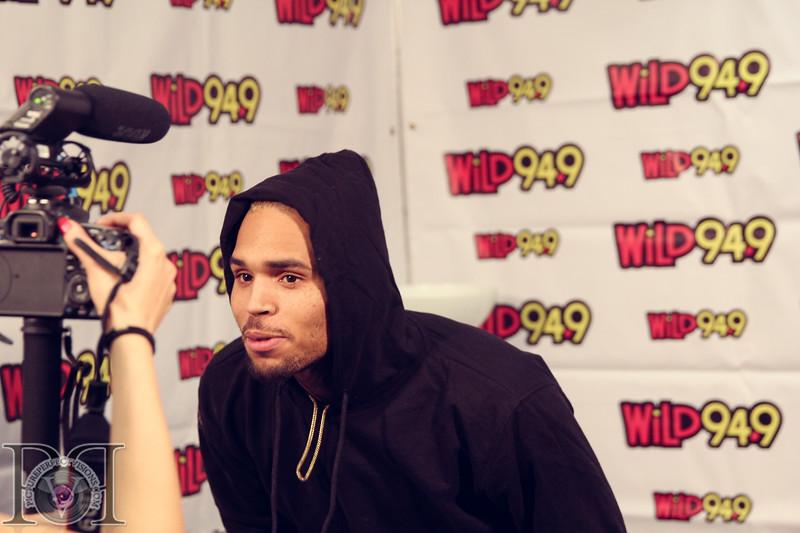 Wild Jam 2013 Nessa, Chris Brown, John Hart, Trey Songs Wild 949 466.jpg