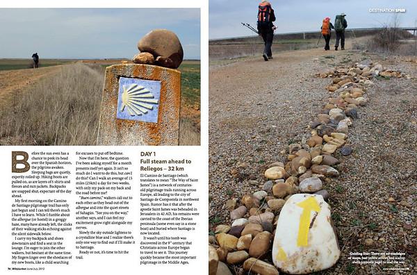 Camino page 2