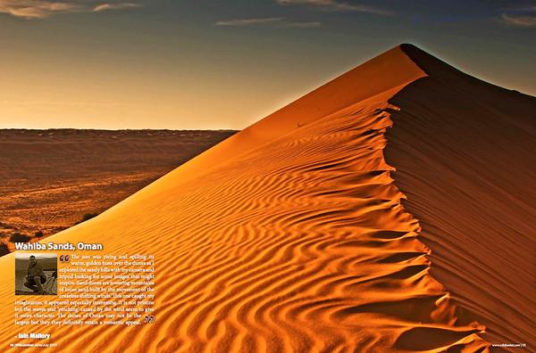 Oman by Iain Mallory