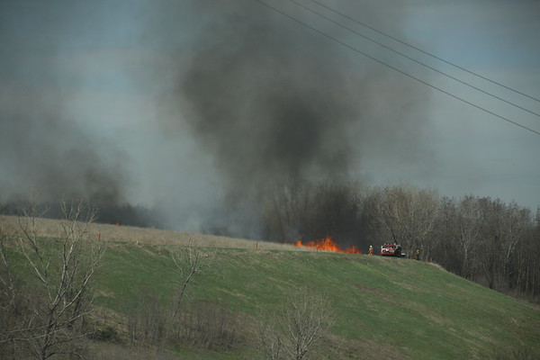 TGF Forestry And Fire Depue Live Burns