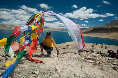 Wild Nomads, Lakes + High Passes Ladakh Trek 2013
