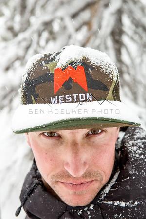 Joe Otremba, Weston Snowboards