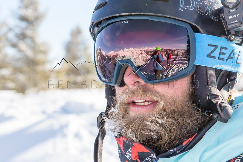 Mike Page, Vail, CO backcountry