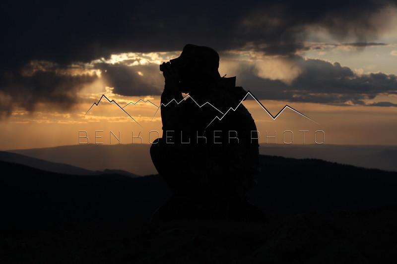 Doran McGuire silhouette