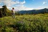 Mountain Portrait in the Elk Range, CO
