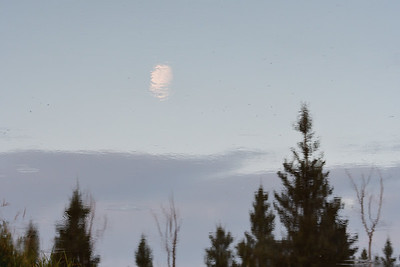 Moon rise over the Sturgeon (1)
