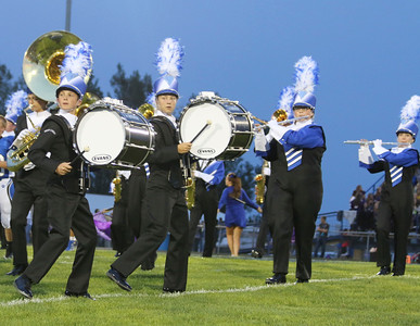 Wildcat Marching Band 2016