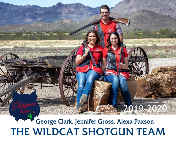 Wildcat Shotgun Team 2019-2020