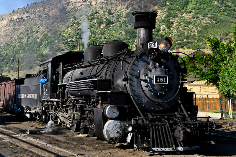 After the Hunchback pass debacle, I went back to Durango for a day, rented a car, and hatched a new plan. I decided to again, ride the old steam engine back into the Weminuche but this time I'd unload at Needleton and hike into Chicago Basin through the back door.