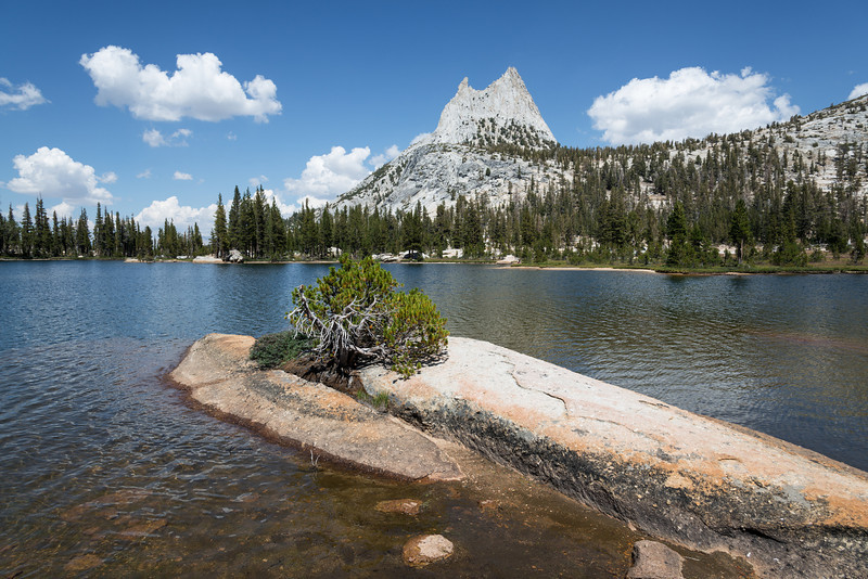 Views from Cathedral Lake.