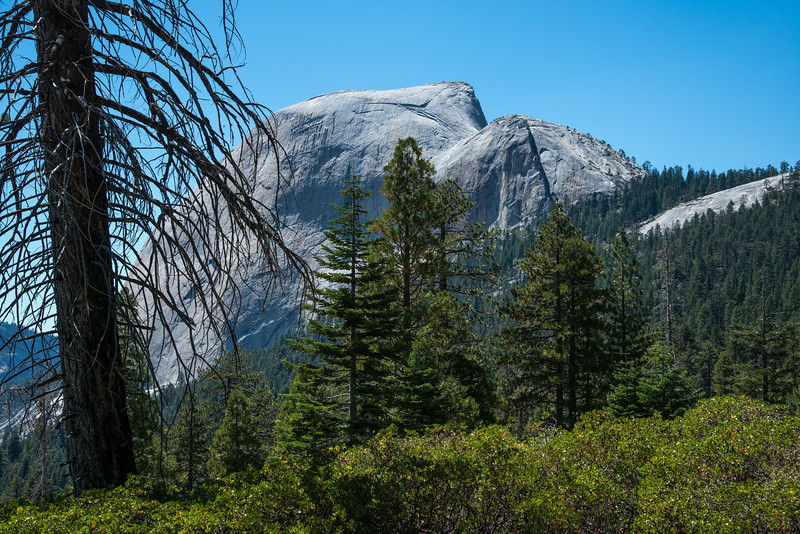 One last look at Half Dome