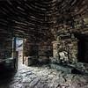 Inside the Muir Hut