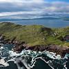 Aerial Shot of Bolus Head, County Kerry.Photo:Valerie O'Sullivan©