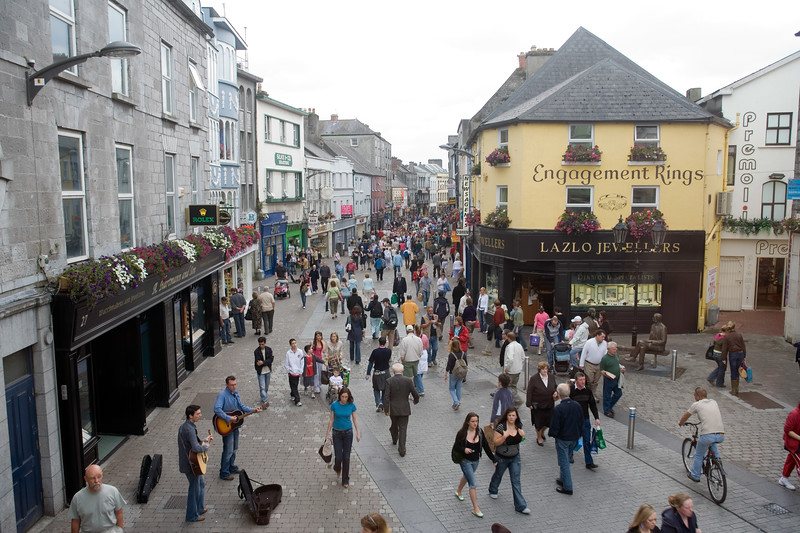 Galway-City Centre