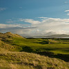 Par 4 fourth hole on the Sandy Hills Links at Rosapenna, Co Donegal