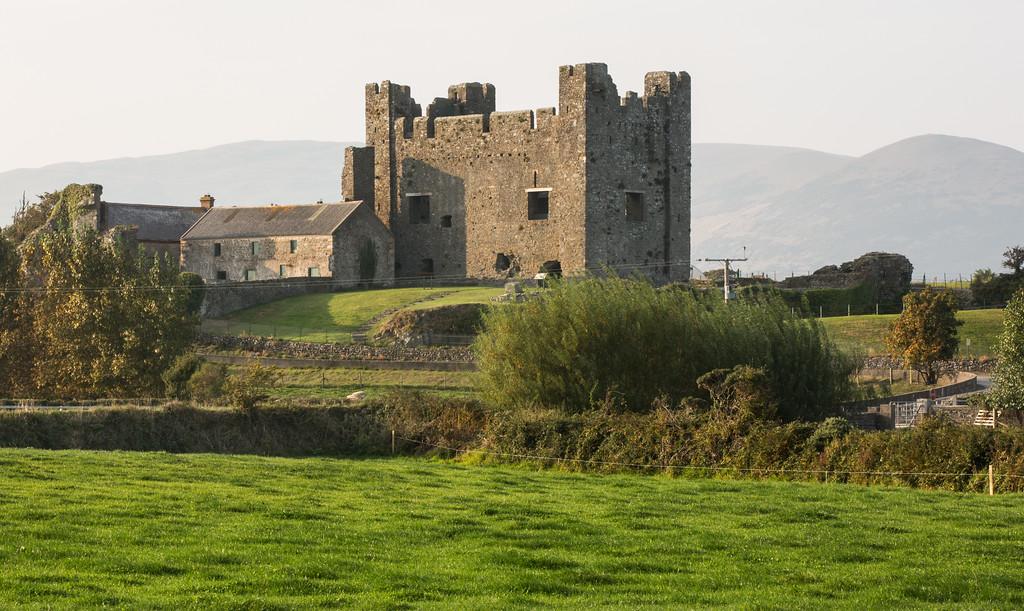 Greencastle Castle Co Down