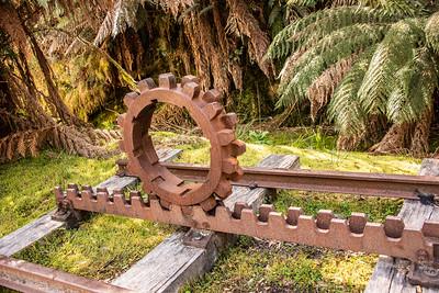 Rack and Pinion Railway