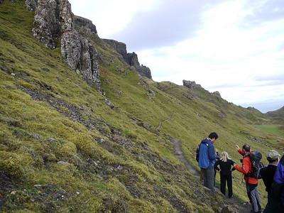 ATTA Pre Summit Adventure Outer Hebrides