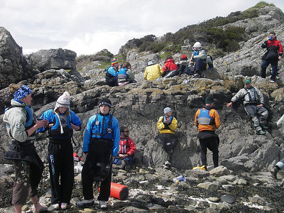 Arisaig with George Watsons College, May 21 2009