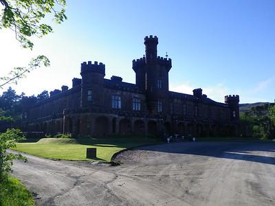 Base camp - Kinloch Castle, Rum