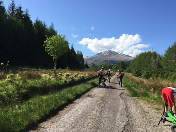 Bike Across Scotland