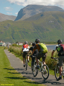 Day5 - The Ben above Fort William.