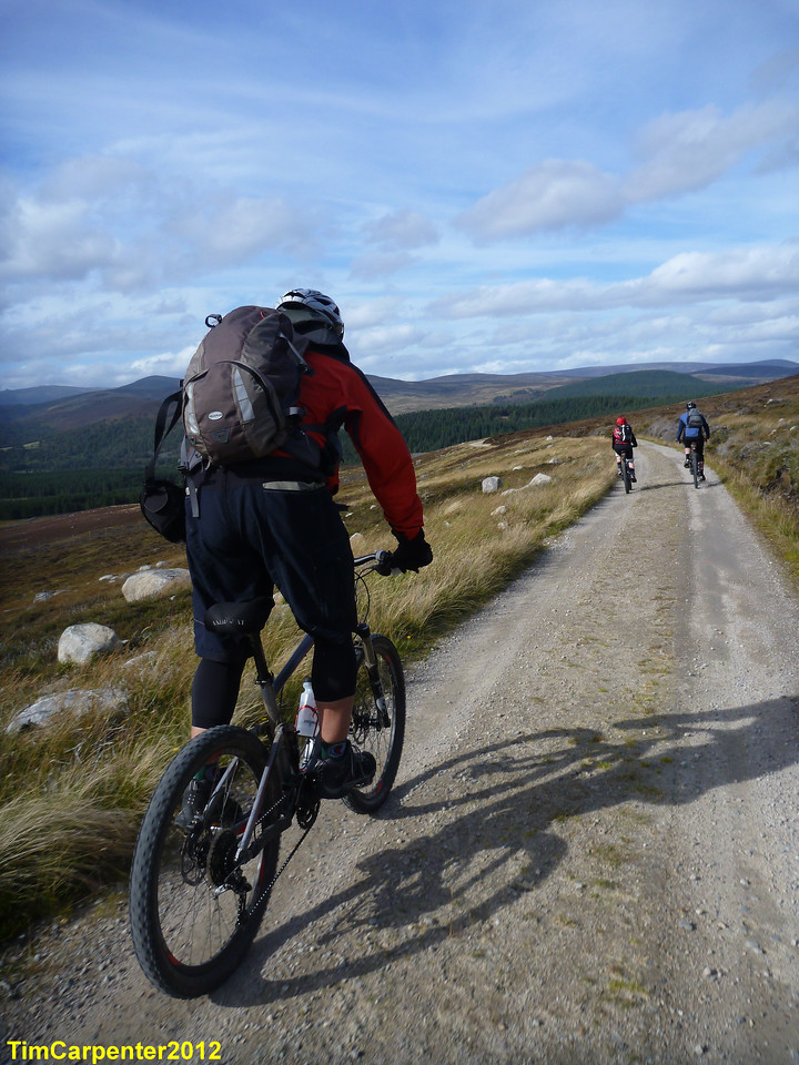 d2 - descent to Balmoral.