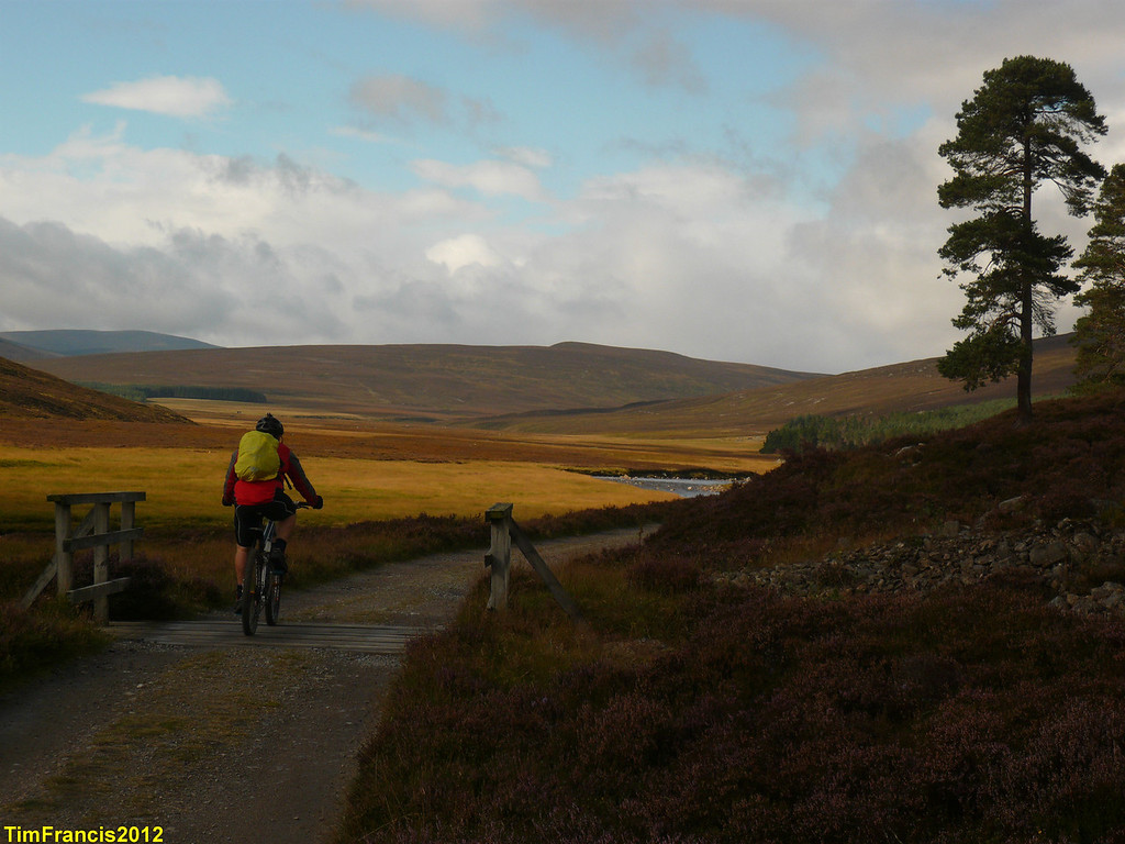 d3 - the Cairngorms crossing.