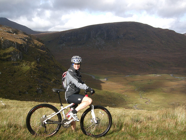 Skye and Harris Mountain Biking Sept/Oct 2010