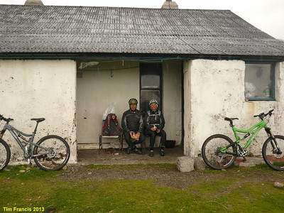 Camasunary Bothy, Glen Sligachan, Skye.