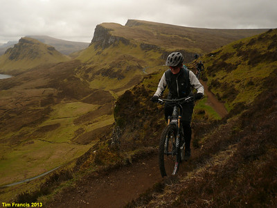 Trotternish from The Quiraing.